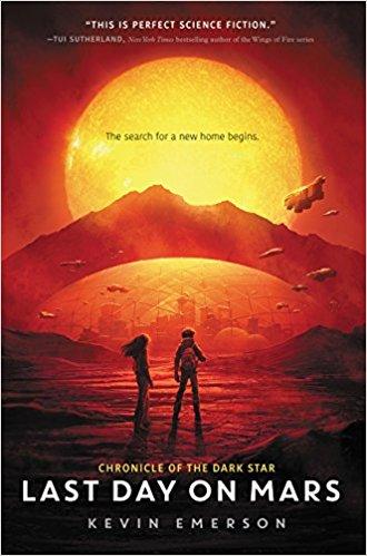 Last Day on Mars